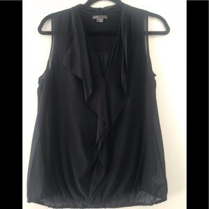 Vince Silk Blouse Size S